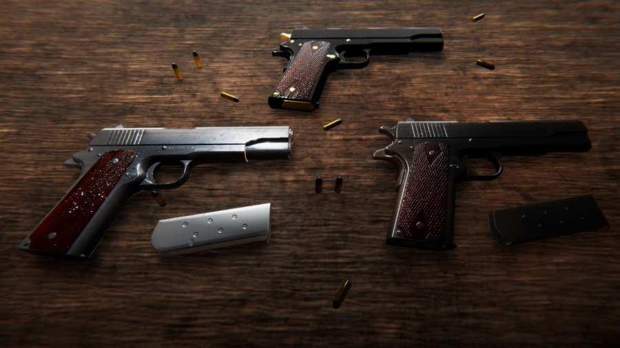 枪械模拟器