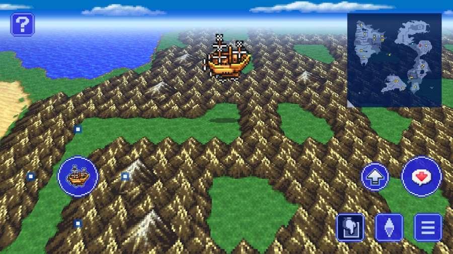 最终幻想III 复刻版截图3