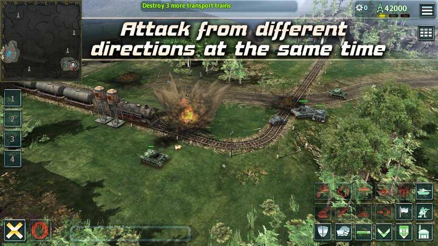 战争冲突截图1