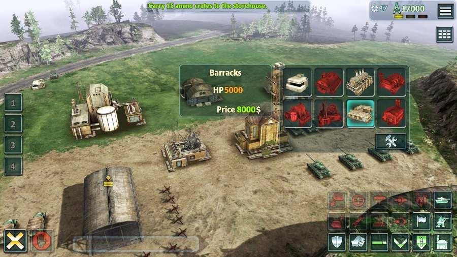 战争冲突截图2