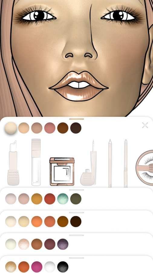 Prêt-à-Makeup截圖2
