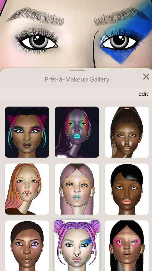 Prêt-à-Makeup截圖4