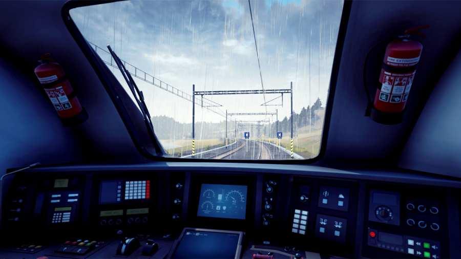 列车人生:铁路模拟器 截图0