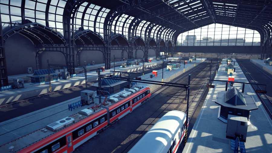 列车人生:铁路模拟器 截图2