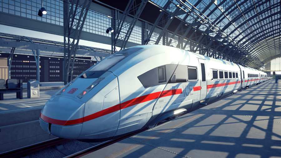 列车人生:铁路模拟器 截图4