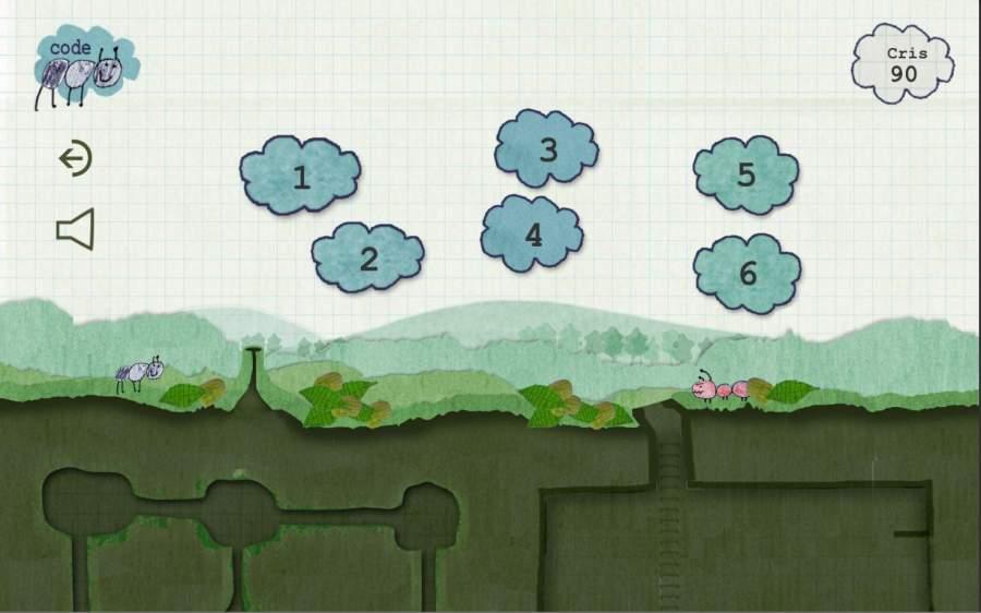 藍蟻代碼截圖2