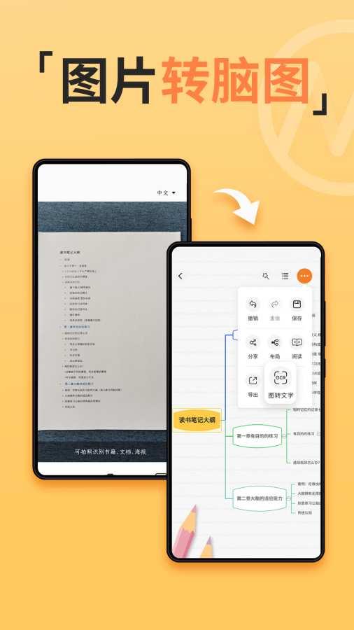 GitMind-免费思维导图软件截图3