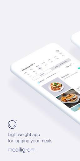 毫克 - 可以轻松记录食谱、健康状况的APP截图0