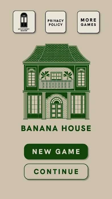 逃离香蕉屋截图0