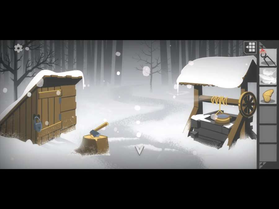 冬日傳說 第二章截圖0