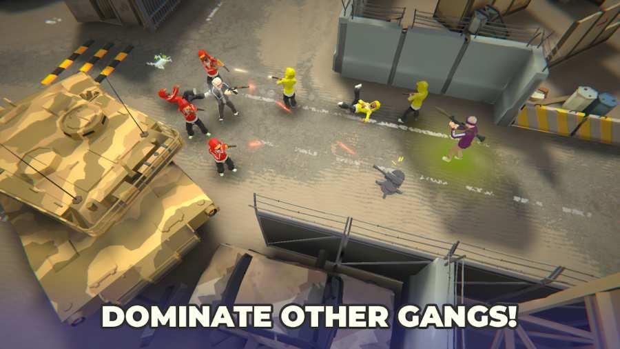 大战争之城:黑帮之城截图2