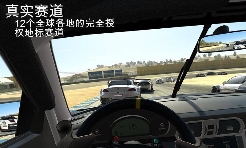 真实赛车3 国际版截图2