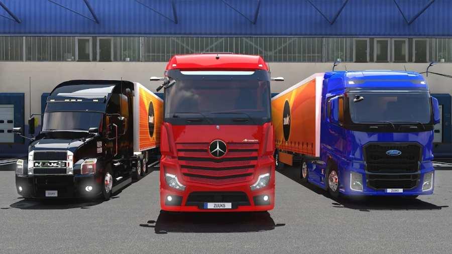 卡车模拟器:终极截图2