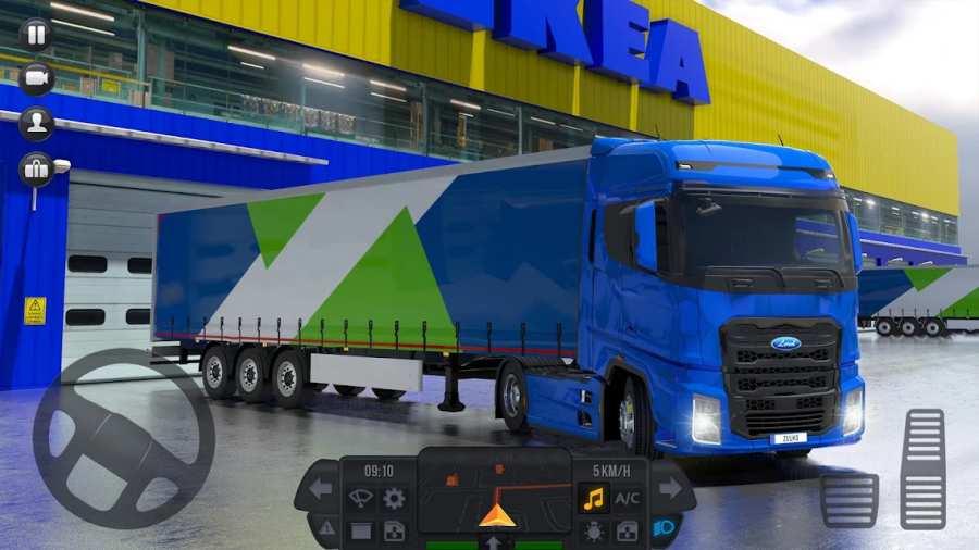 卡车模拟器:终极截图4
