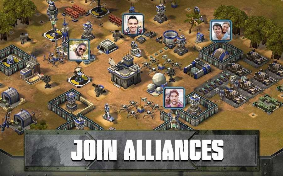 帝国与联盟截图2