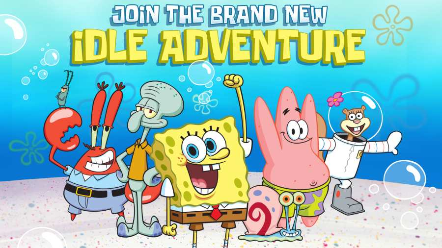 海绵宝宝的放置冒险 SpongeBob's