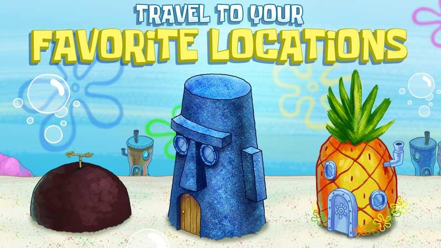 海绵宝宝的放置冒险 SpongeBob's截图1