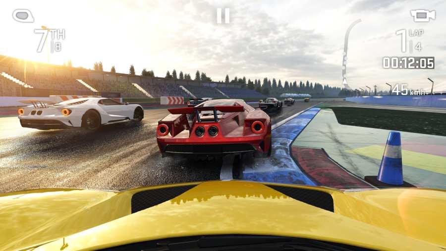 真实赛车4 测试版截图1