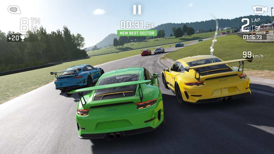 真实赛车4 测试版截图2