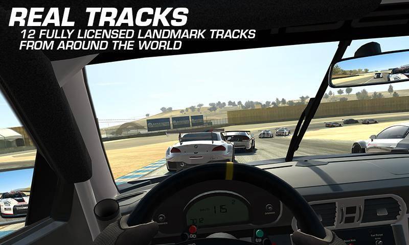 真实赛车3 北美版截图2