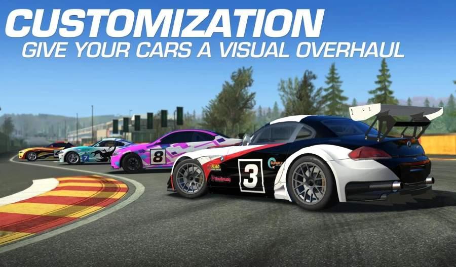 真实赛车3 北美版截图3