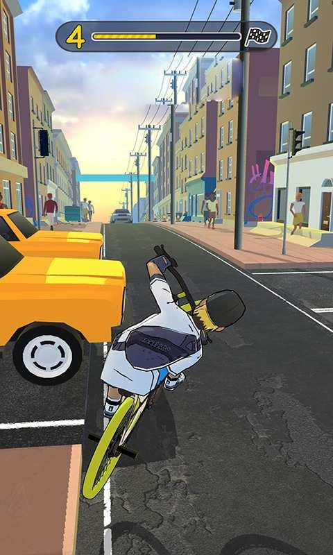 自行车少年截图1