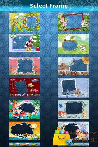 玩攝影App|儿童框架免費|APP試玩