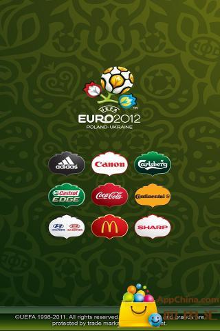 2012欧锦赛 平板版