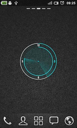 GO桌面时钟截图1