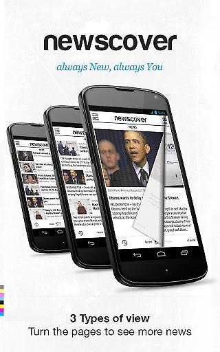 NewsCover新闻阅读