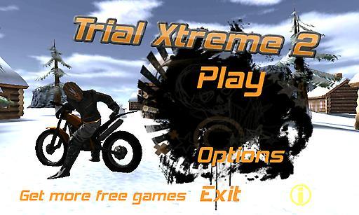 极限摩托2冬季试玩版截图3