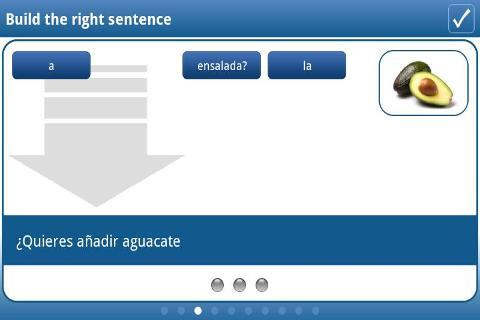 Learn Spanish with busuu.com!截图1