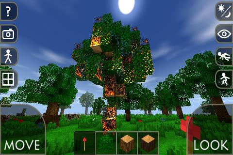 Survivalcraft Demo截图2