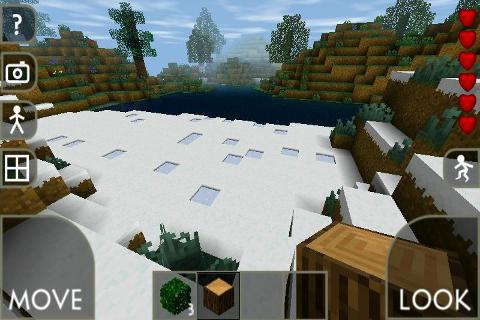Survivalcraft Demo截图3