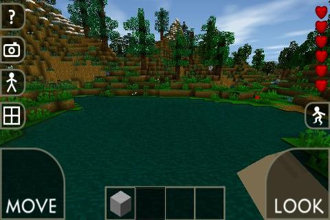 Survivalcraft Demo截图4