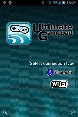 终极游戏手柄:Ultimate Gamepad截图2