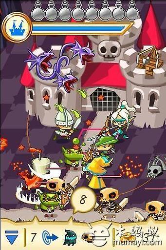 梦幻王国保卫战截图0