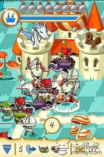 梦幻王国保卫战截图2
