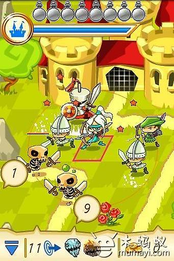 梦幻王国保卫战截图4