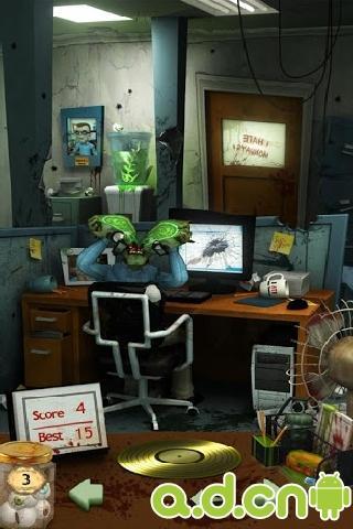 办公室僵尸