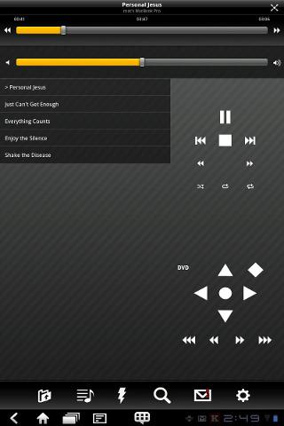 VLC Remote Free截图2