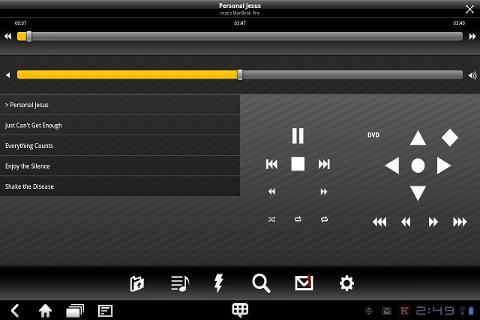 VLC Remote Free截图3