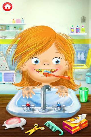 Pepi Bath Lite截图0