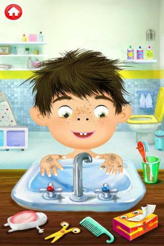 Pepi Bath Lite截图1