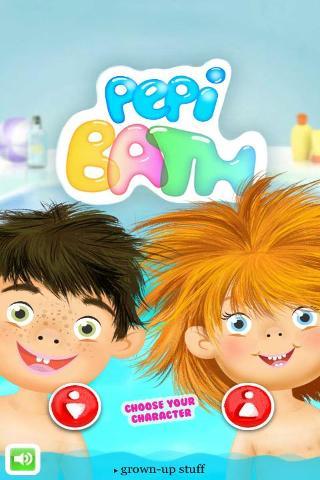 Pepi Bath Lite截图4