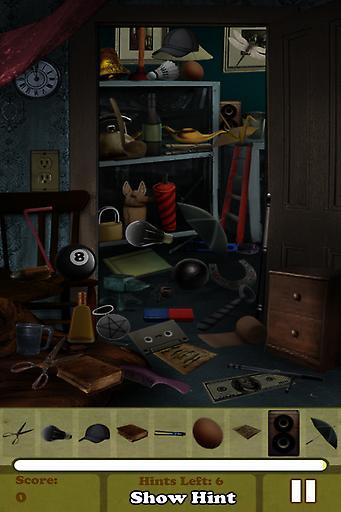 隐藏物品之鬼屋截图3