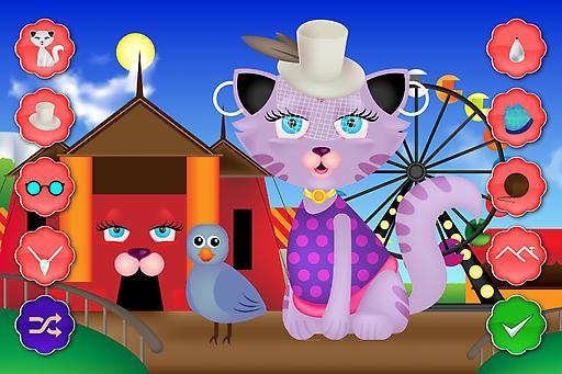 装扮小猫截图3