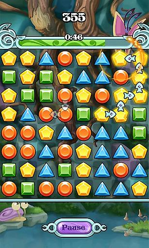 玩免費益智APP|下載钻石闪耀 app不用錢|硬是要APP