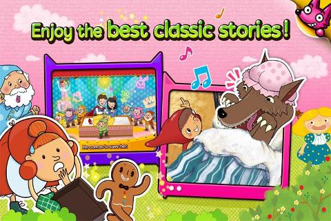 Wow! Best Kids Stories截图1