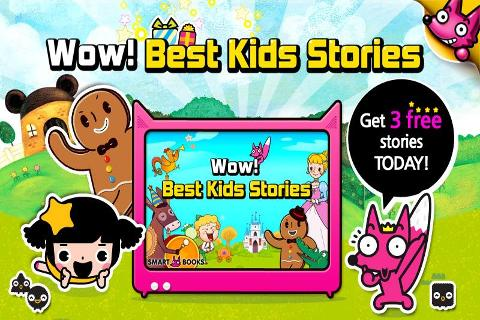 Wow! Best Kids Stories截图4